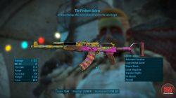 problem solver unique weapon fo4 nuka world