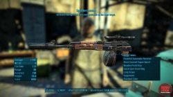 splattercannon unique weapon fo4 nuka world