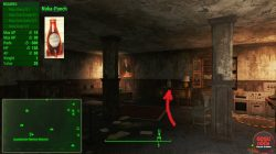 Nuka Punch Recipe Location Fallout 4 Nuka World DLC
