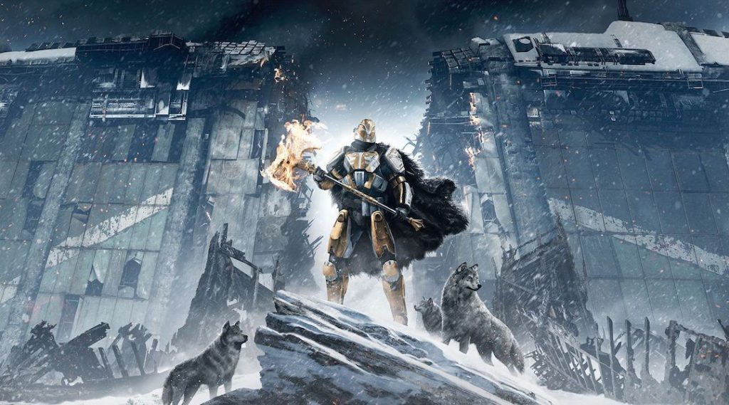 wrath of the machine raid destiny rise of iron