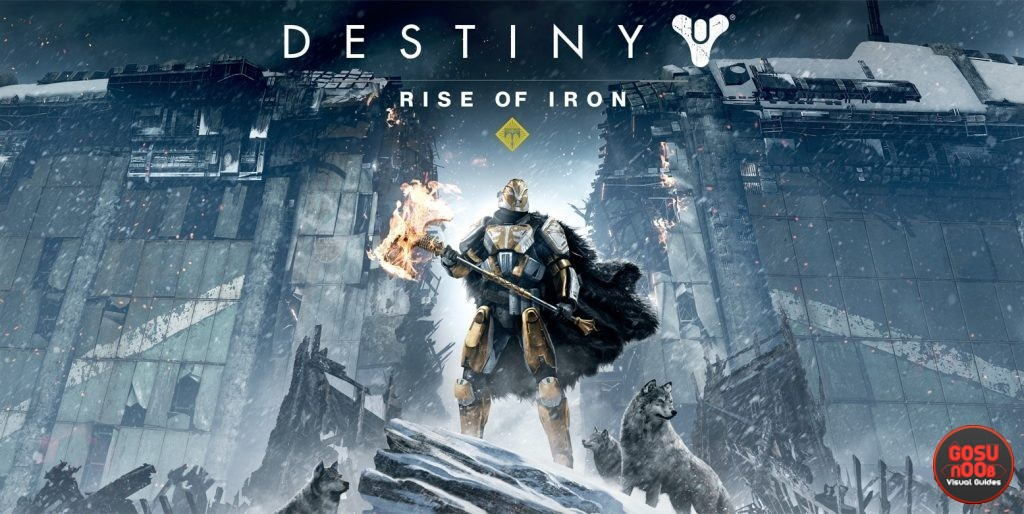 destiny rise of iron achievements trophies