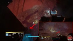 dormant siva cluster iron tomb mission