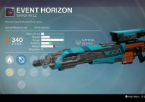 event horizon legendary sniper rifle rise of iron