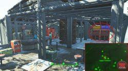 fallout 4 dlc nuka mixer station location