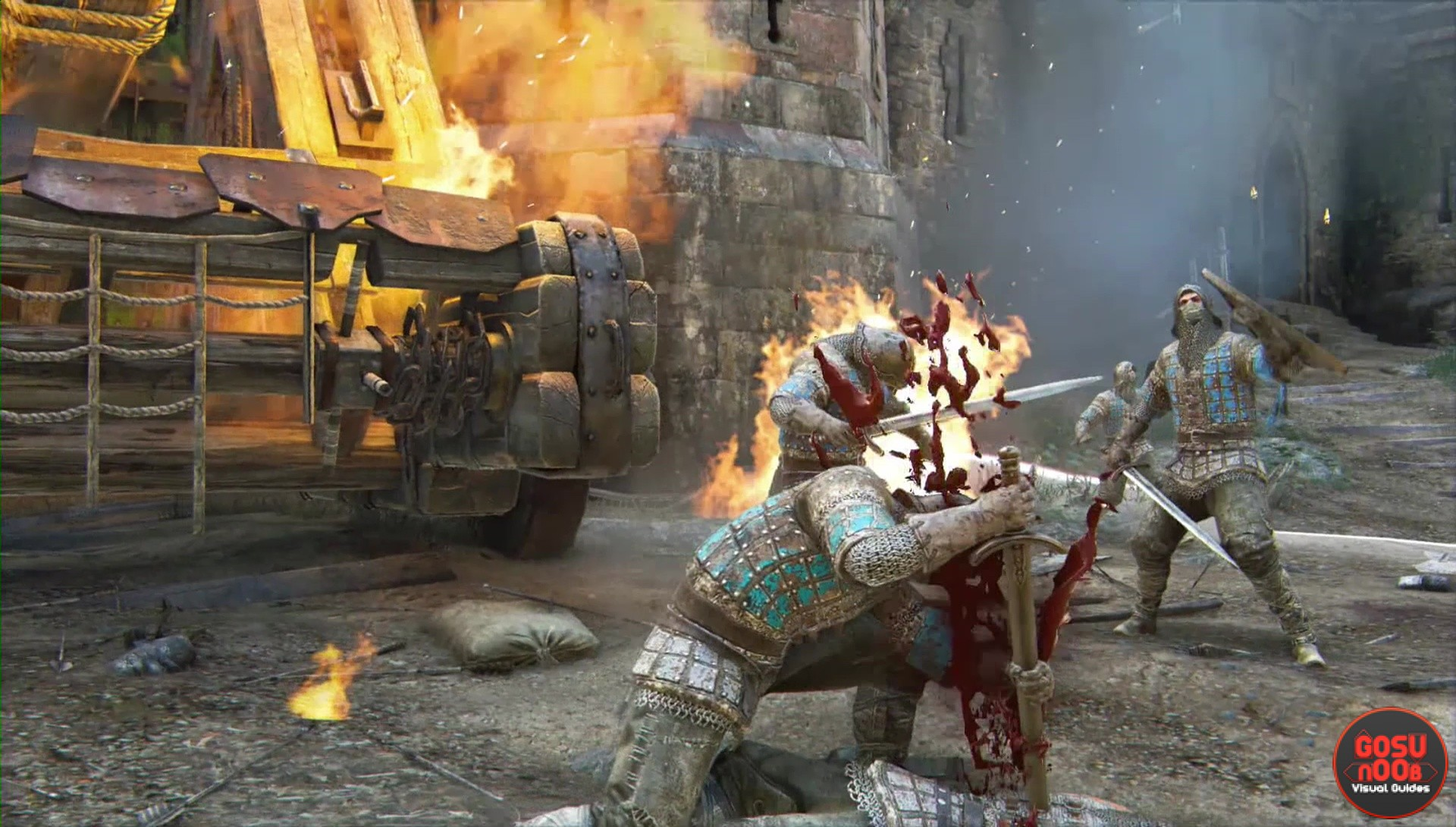 Magnificent idea matchmaking in for honor is bad