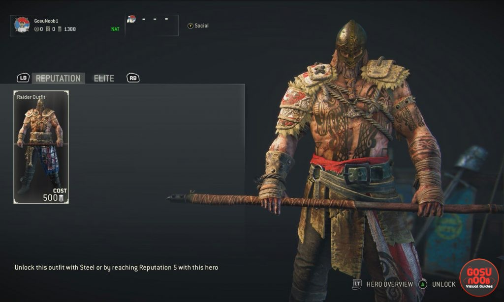for-honor-closed-alpha-impressions-customization-outfits