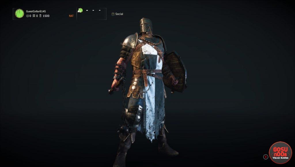 for honor conqueror