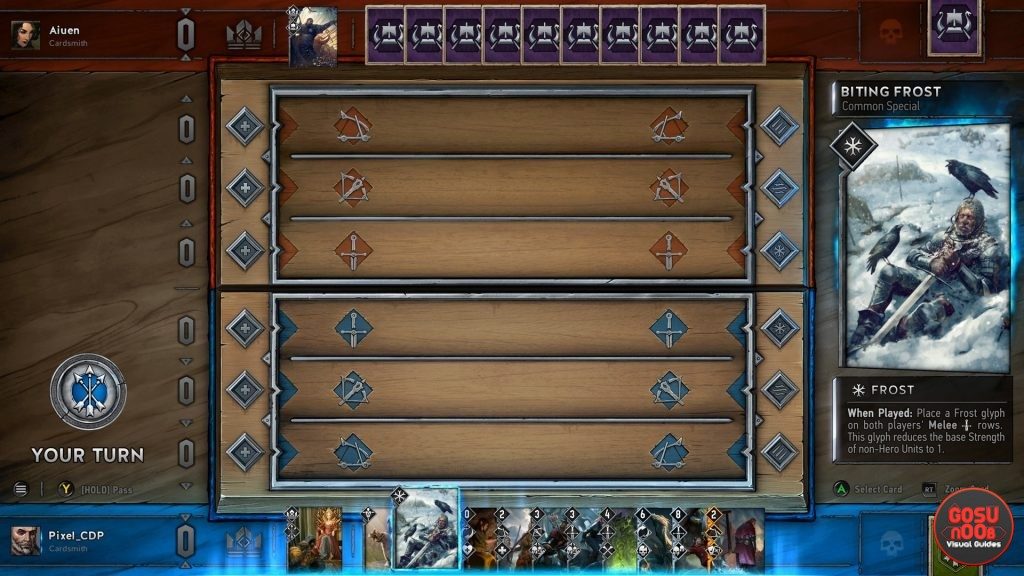 gwent hands on preview