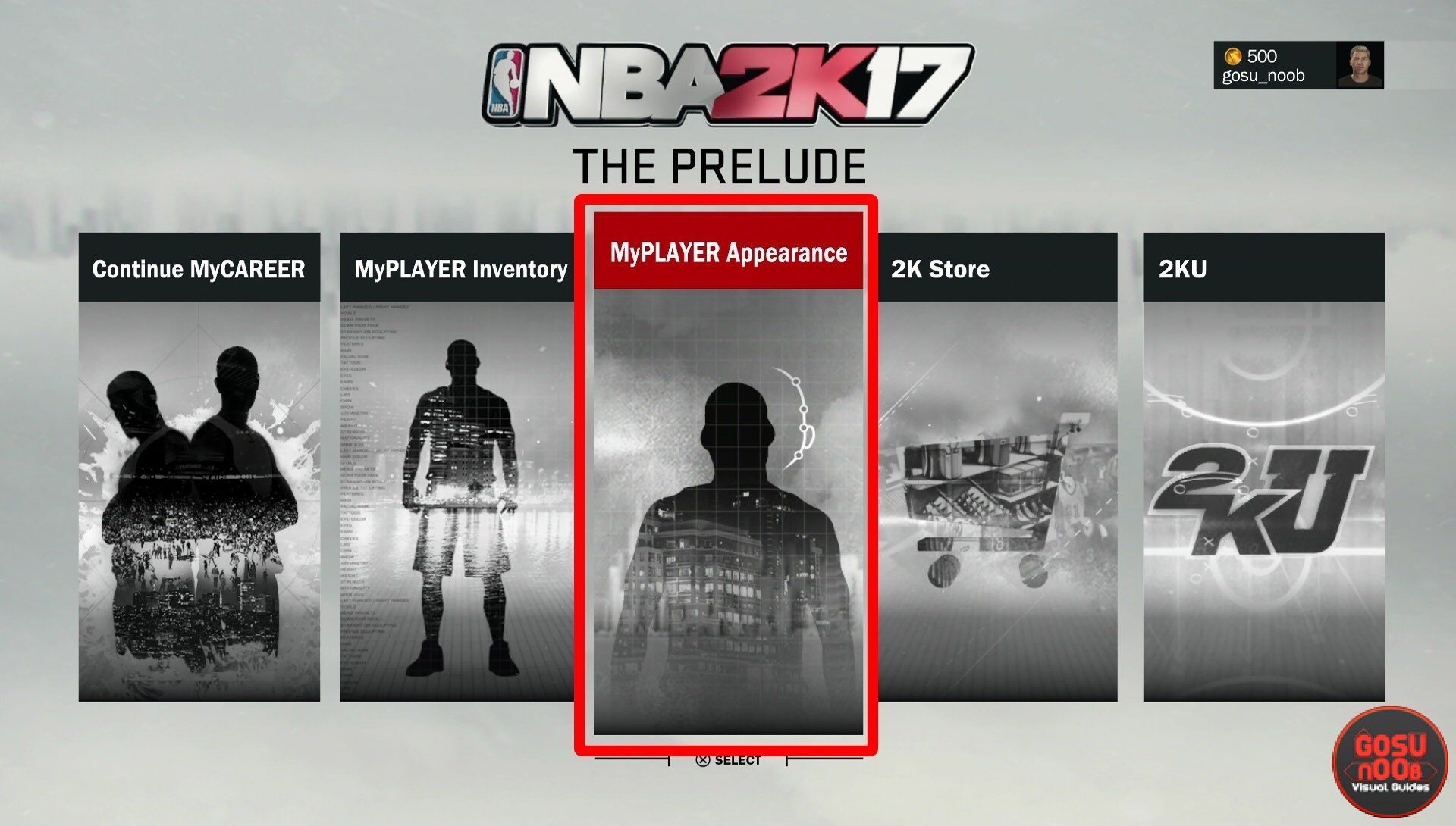 How to Equip Tattoos & Accessories in NBA 2K17