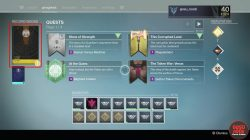 how to start iron gjallarhorn quest