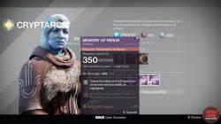 memory of perun iron lord artifact