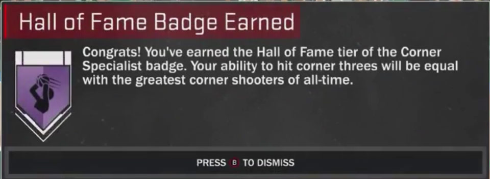 How to get Hall of fame badges in NBA 2K17 - GosuNoob com Video Game