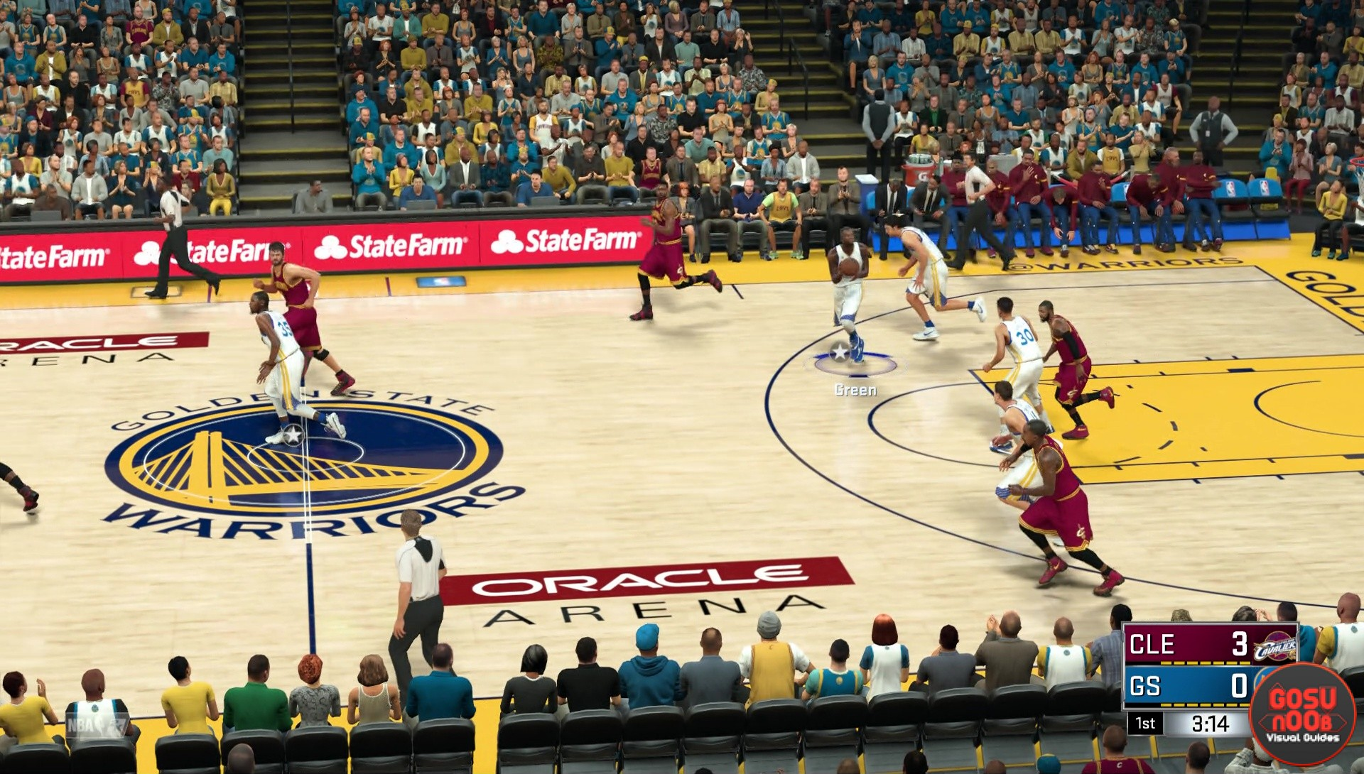 6a875cd2f NBA 2K17 Patch 1.03 Fixes Timeout Substitutions   Preorder Bonuses