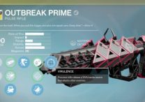 outbreak prime exotic pulse rifle destiny rise of iron