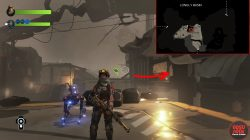 recore lonely basin collectible locations