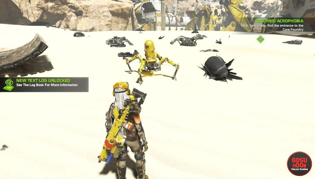 recore seth sp-dr robot pet