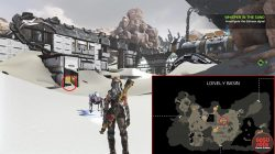 recore white brute legs crafting blueprint