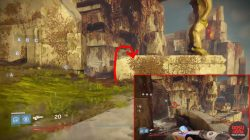 rise of iron floating gardens dead ghost