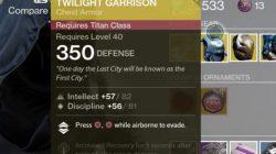 Twilight Garrison