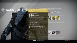 xur item sealed ahamkara grasps