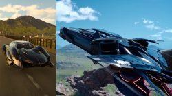 Airship Forms Final Fantasy XV