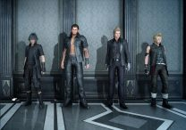 Character Customization Final Fantasy XV