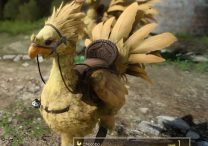 Chocobo Final Fantasy XV