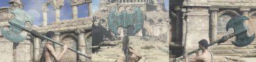 Earth Seeker Weapon Dark Souls 3 Ashes of Ariandel