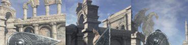 Ethereal Oak Shield Dark Souls 3 Ashes of Ariandel