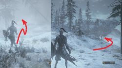 Millwood_Greatbow_Location_Dark_Souls_3_Ashes_of_Ariandel DLC