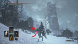 Millwood Greatbow Location Dark Souls 3 DLC Ashes of Ariandel