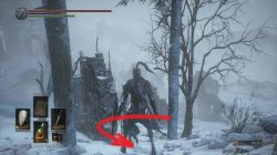 Millwood Greatbow Location DS 3 Ashes of Ariandel