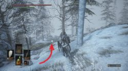 Millwood Greatbow Location DS 3 DLC Ashes of Ariandel