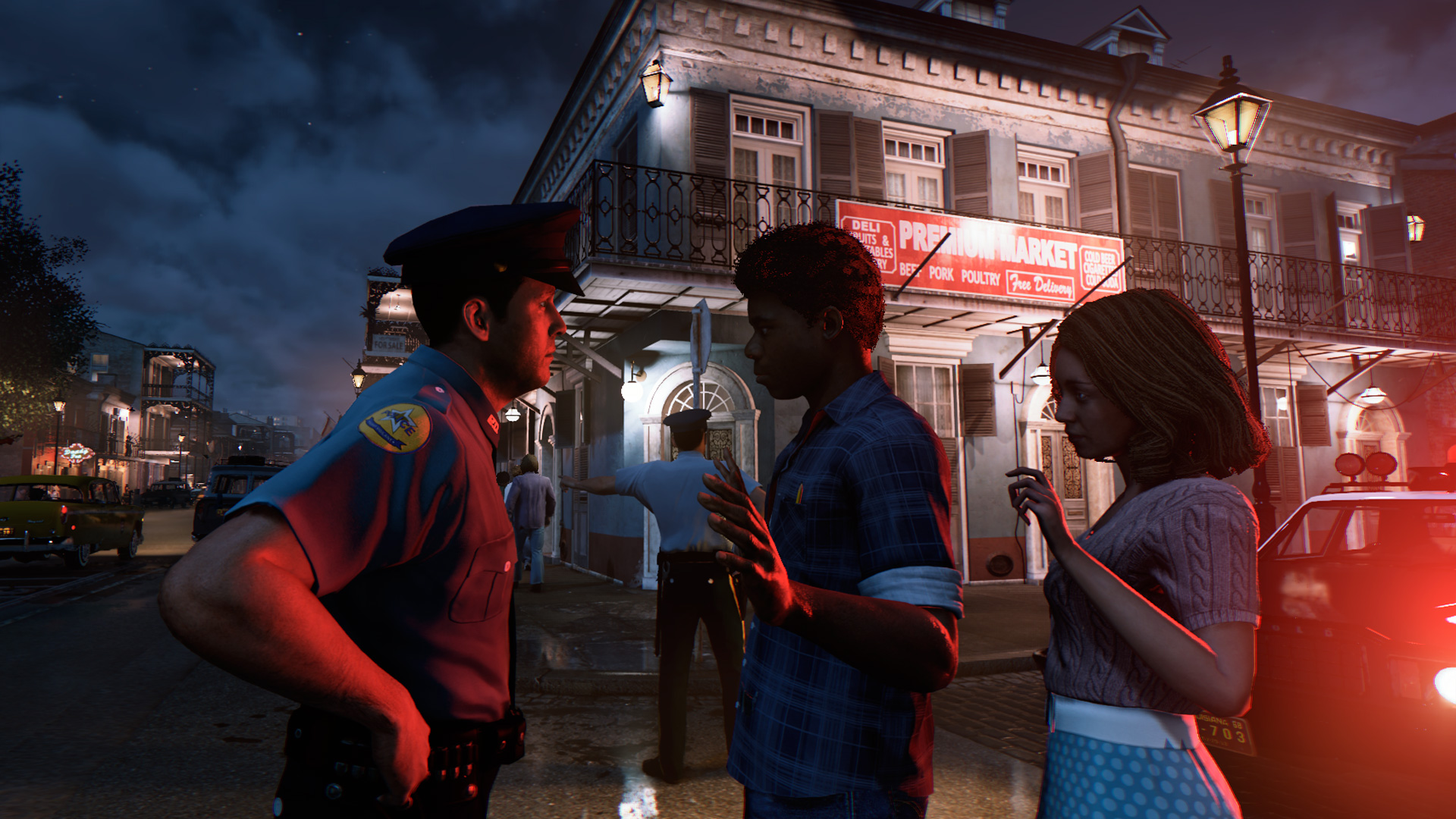 Police in Mafia 3 - Commentary: As Creators, The Game Industry Shares A Part in Ending Racism