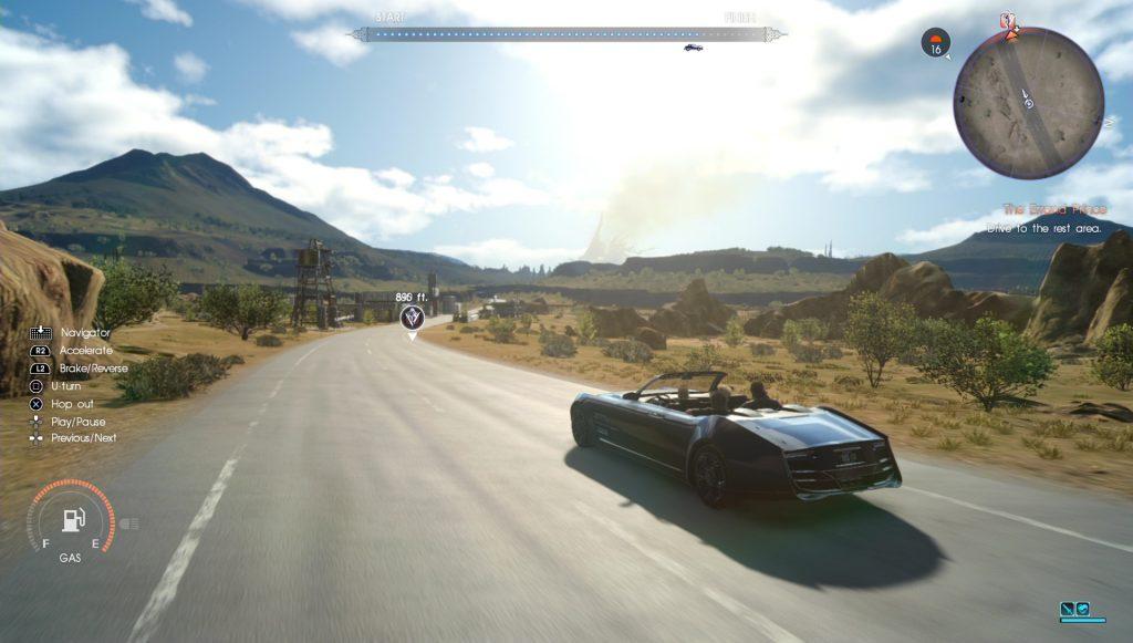 Regalia Final Fantasy XV