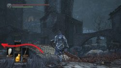 Slave Knight Armor Set Location Dark Souls 3 Ashes of Ariandel