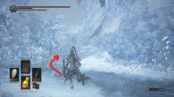 Snap Freeze Location Dark Souls 3 Ashes of Ariandel DLC