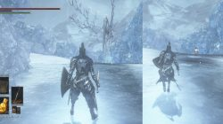 Snap Freeze Location Dark Souls 3 DLC: Ashes of Ariandel