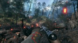 argonne forest map battlefield 1