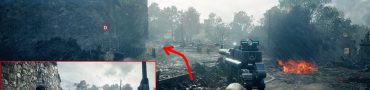battlefield 1 field manual locations through mud and blood