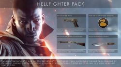 battlefield 1 hellfighter pack preorder bonus