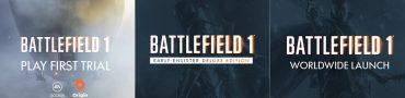 battlefield 1 release date time
