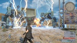 chain lightning ffxv magic