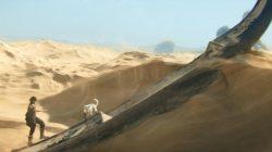 desert noctis dog boat