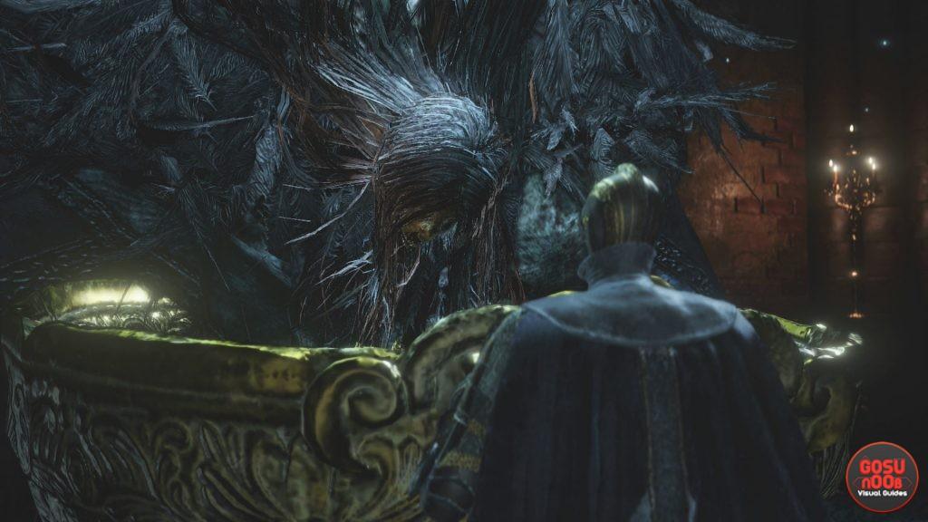 father lloyd boss fight dark souls 3