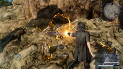 final fantasy fire magic xv