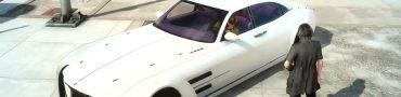 final fantasy xv car customization