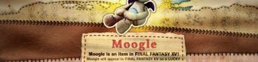 final fantasy xv moogle