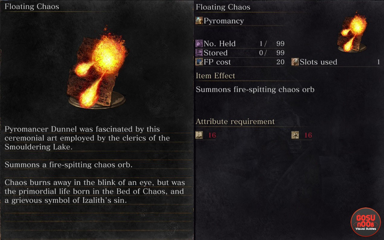 Floating Chaos Pyromancy   Dark Souls 3 Ashes of Ariandel