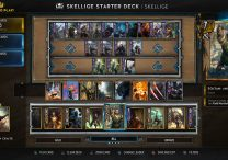 Gwent Live Stream Deck Builder